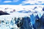 Glaciar Perito Moreno visto do mirador