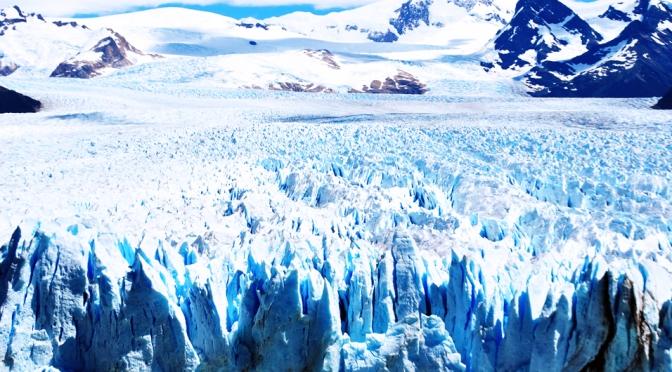 El Calafate (parte 1): Glaciar Perito Moreno