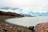 Trilha para chegar ao glaciar
