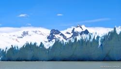 Glaciar Perito Moreno de pertinho