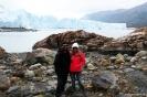 Glaciar Perito Moreno ao fundo