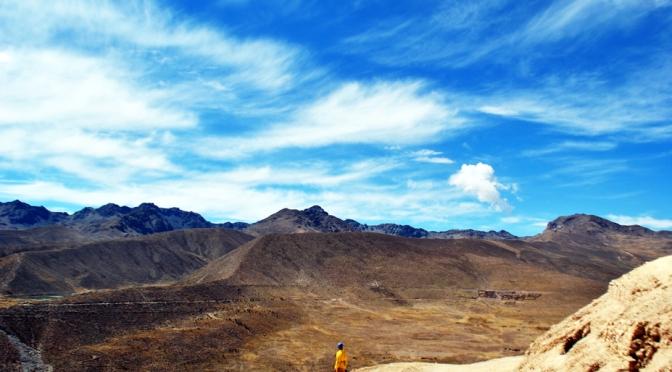 Potosí: minas, altitude e frio