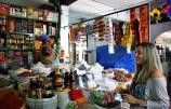 As cores a simpatia boliviana