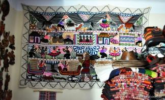 As coloridas vendas de Sucre