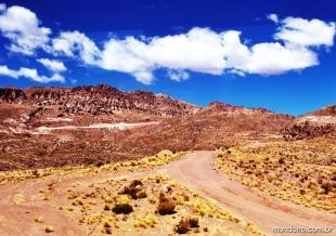 Pelas estradas bolivianas