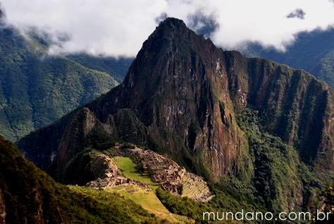 Peru - Machu Picchu 01