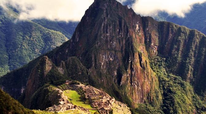 Machu Picchu: A Cidade Perdida dos Incas