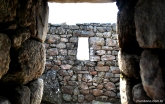 Detalhes das ruínas
