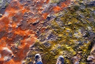 São os Geisers del Tatio, não é Marte :P