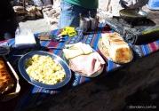 Nosso café da manhã :)