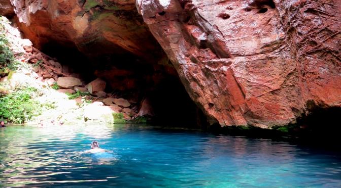 Carolina: As Cachoeiras da Chapada das Mesas