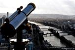 Paris vista do alto da Torre