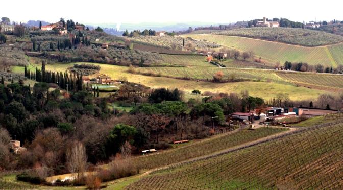 Florença e uma viagem medieval pela Toscana