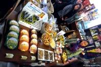 Degustação de doces em Siena