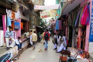 As ruazinhas Varanasi