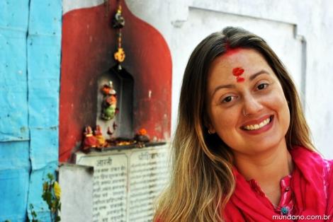 Porta do Durga Kund Mandir